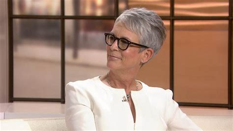 jamie lee curtis so awesome i couldn t deceide if true jamie lee curtis scream queens creator asked me
