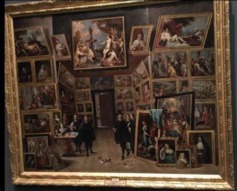 cuadros en el museo del prado un cuadro retratando cuadros famosos fotograf 237 a de