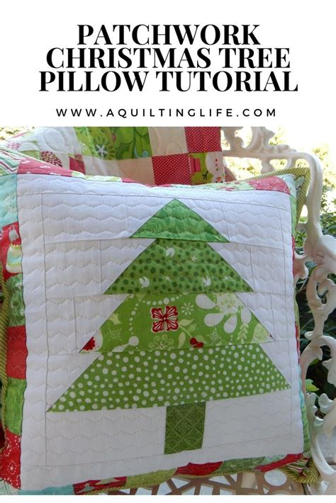 Patchwork Cushion Cover Tutorial - patchwork pillow tutorial a quilting