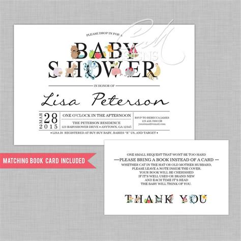 Alphabet Baby Shower Invitations by 1000 Ideas About Abc Baby Shower On Alphabet
