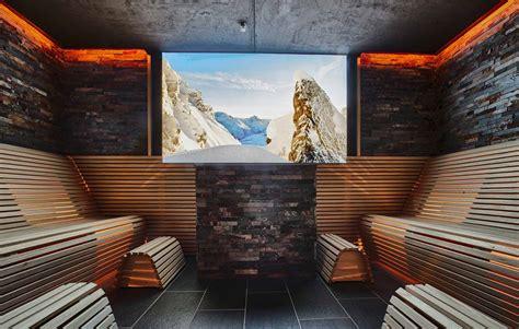 sauna im haus haus martin tschol appartementhaus st anton am arlberg