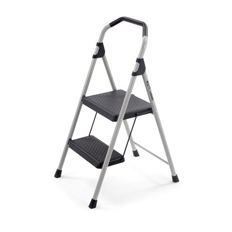 Ladders And Step Stools by Gorilla Ladders 2 Step Lightweight Steel Step Stool Ladder