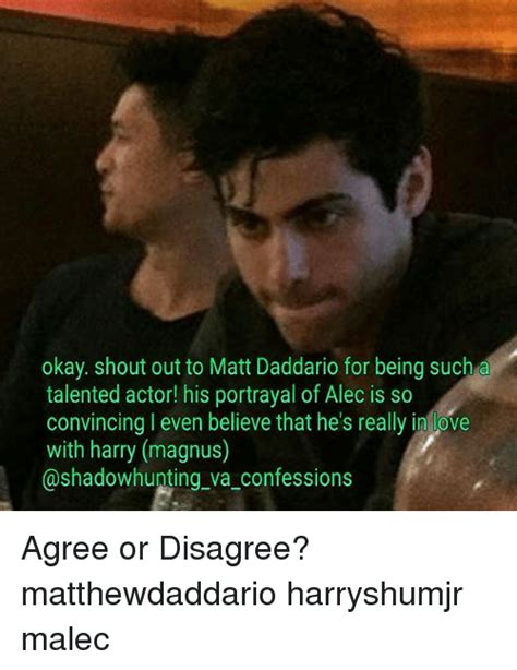 matthew daddario memes okay shout out to matt daddario for being such a talented