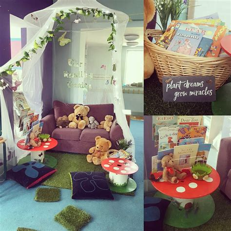 book themes ks2 jennifer reading garden teddy toadstool twinkl preschool