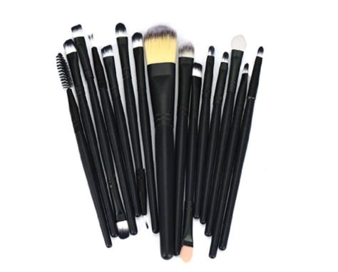 Toiletry Kit Brush Make Up 15 Set 15 makeup brush set for 3 45 free shipping