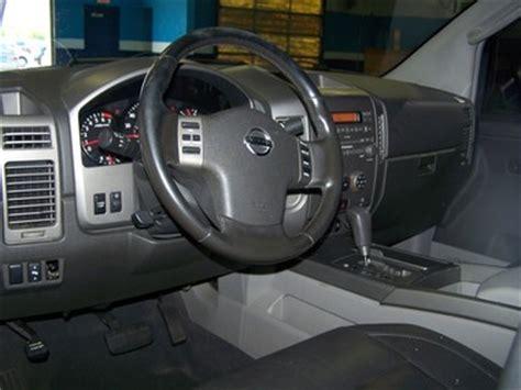 2004 Nissan Titan Interior by 2004 Nissan Titan Pictures Cargurus