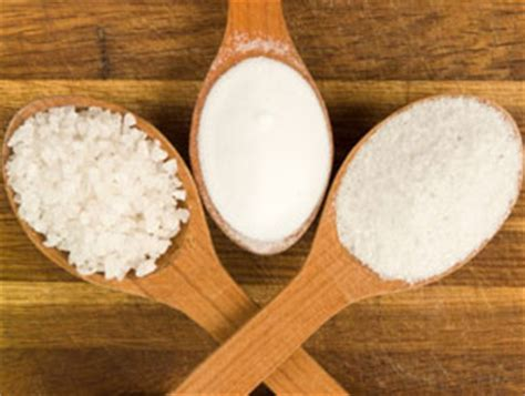 epsom salt vs table salt sea salt vs table salt
