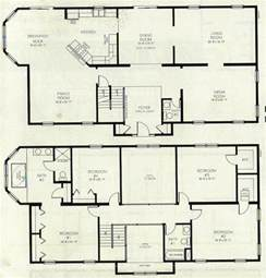 Floor Plans Two Story Homes best two story house plans model for modern home rugdots com