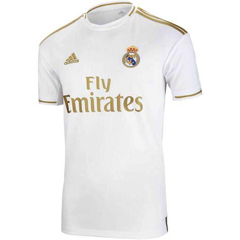 adidas real madrid home jersey soccerpro