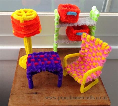 pipe cleaner crafts for 80 cool pipe cleaner crafts hative