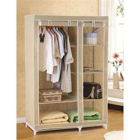 portable armoire wardrobe armoire awesome simple portable closet rack design