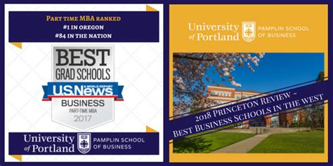 Of Portland Mba Non Profit by Plin School Of Business Of Portland