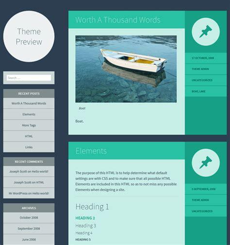 theme wordpress free flat 40 of the best free premium flat wordpress themes down
