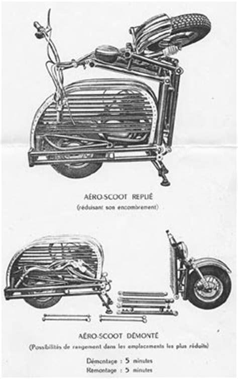 Scoot'Air Lefol 1955 : une histoire pliante - Moto