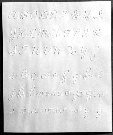 how to write braille on paper fred s from aph a blindness script letter