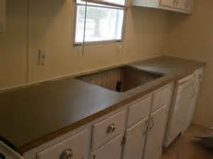 Tiling Laminate Countertops by Tiling Laminate Countertops Part One Of Trailer