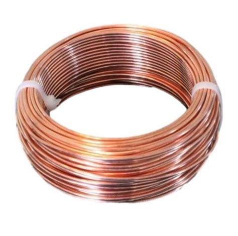2 copper wire 12 ga copper wire 100 ft 2 lb half solid bare copper made in usa ebay