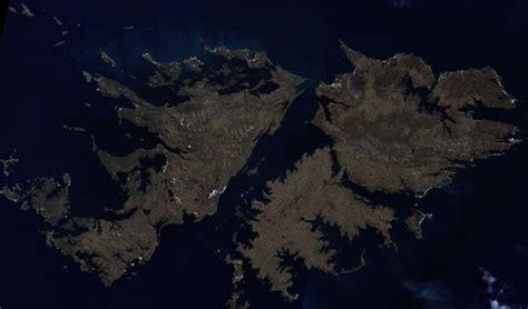 imagenes satelitales online argentina las malvinas desde el espacio latam satelital
