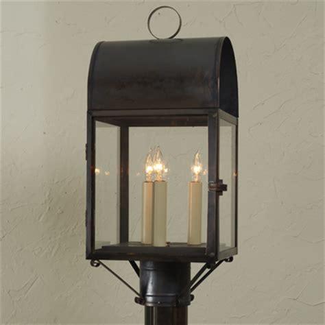 outdoor l post bulbs antique commercial solar l post light fixture antique