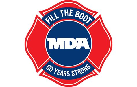 merced city firefighters fill the boot for mda muscular
