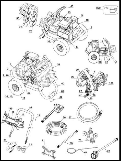honda gc160 parts diagram honda gc160 pressure washer parts imageresizertool