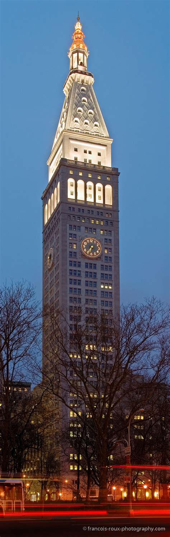 the new york edition photo gallery metropolitan life tower