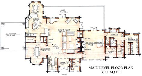 Luxury Log Cabin Floor Plans | log homes in denver colorado log homes by honka