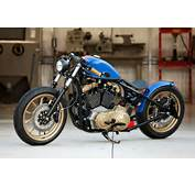 2003 HARLEY SPORTSTER HOLLYWOOD BY DP CUSTOMS  Muted
