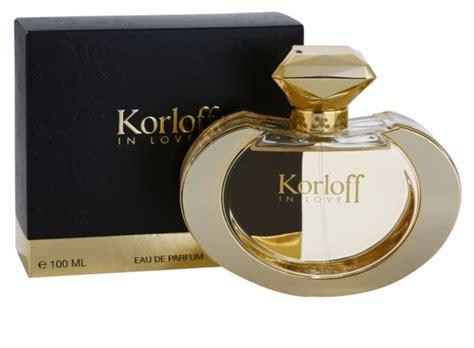 Parfum Korloff korloff in eau de parfum pour femme 100 ml notino be