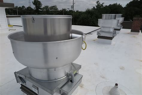 Ventilation Direct::Kitchen Hood Make Up Air System