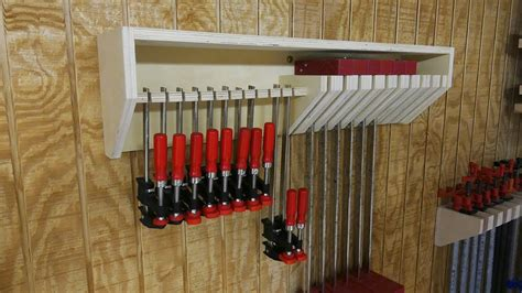 clamp rack  woodworkers   youtube