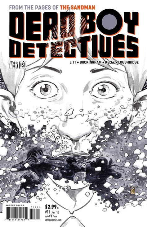 Dead Boy Detectives Volume 2 Tp review express vo semaine 169 dcplanet fr