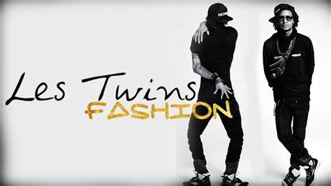 Twins Giveaways - les twins fashion photos male models picture