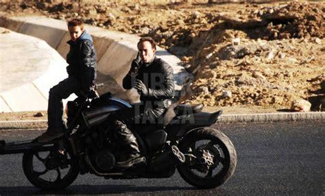 Sarung Tangan Ghost Rider T1910 2 foto nicolas cage bawa kesan kelam di ghost rider spirit of vengeance kabar berita