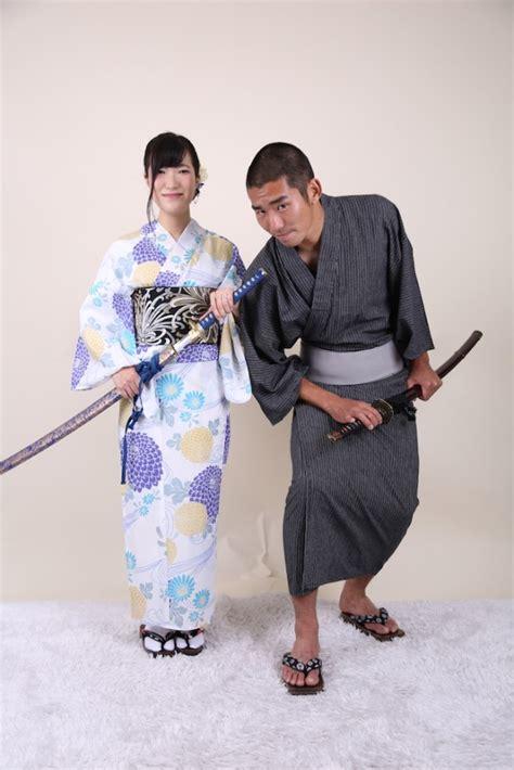 Kimono Santai Wanita Dan Pria yukata dan kimono pria tersedia kyoto kimono rental wargo