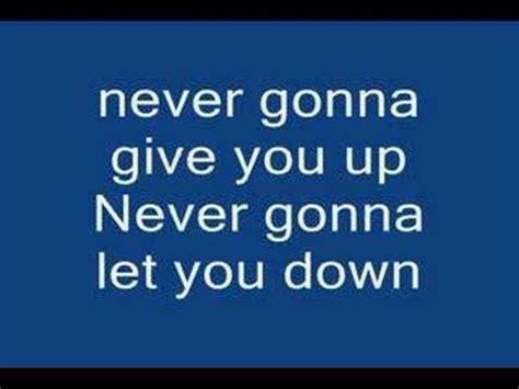 never gonna give you up mp rick astley never gonna give you up lyrics ringtone mp3