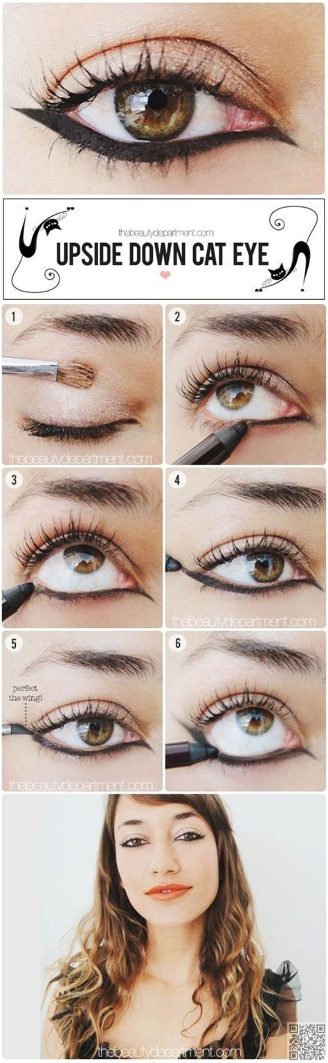 tattoos upside down and rightside up 1000 ideas about cat eye tattoos on eye