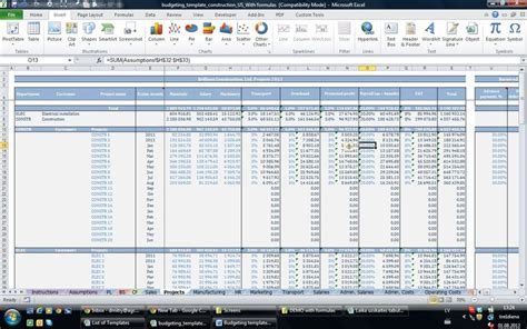 xlsx Small business  accounting excel template microsoft