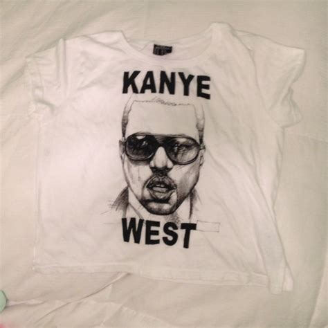 Kanye West Closet by 80 Forever 21 Tops Kanye West Shirt From S