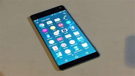 Hp Sony C5 Ultra Terbaru review sony xperia c5 ultra si jumbo dengan kamera selfie 13 mp