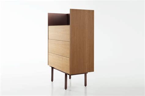 High Chest Of Drawers by Stockholm High Chest Of Drawers By Punt Stylepark