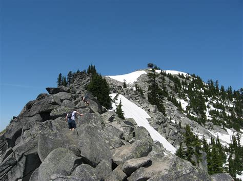 Where Was Granite Mountain - file granite mountain king county washington 2 jpg