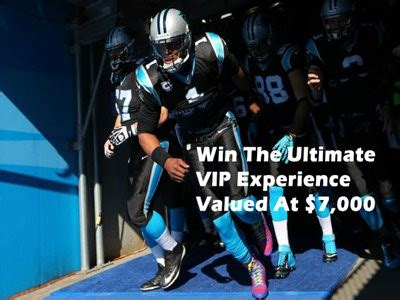 Winston Salem Sweepstakes - www journalnow com entertainment contests win the ultimate panthers
