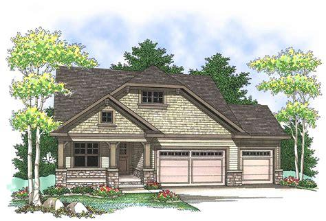 craftsman open floor plans craftsman design with open floor plan 89651ah architectural designs house plans