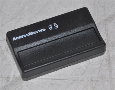 Access Master Garage Door Opener Access Master G371ac Lot Of 2 Garage Door Openers Ebay