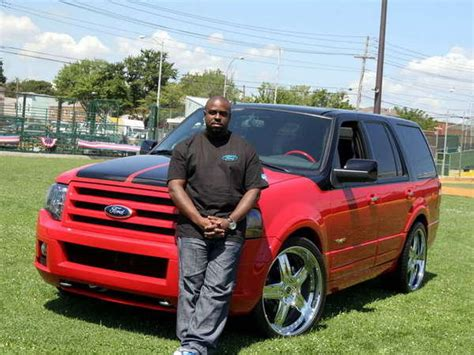 funkmaster flex    ford expedition concept