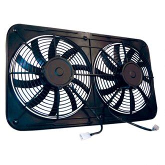 low profile electric radiator fan 2008 volvo xc90 replacement radiator fans carid com