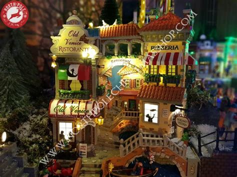 lemaxcollection christmas villages