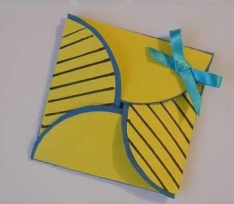 Origami Birthday Card Ideas - simple origami card diy cards simple origami and unique