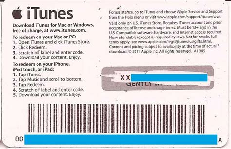 Buy American Itunes Gift Card - buy itunes gift card 10 usa scan card xx and download